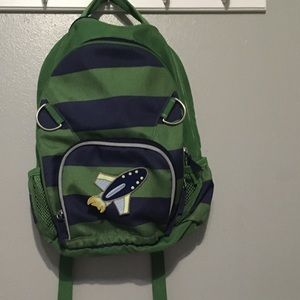 Pottery barn kids small backpack